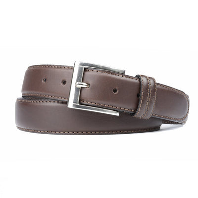 Ceinture Marron 35 mm-Norbert Bottier