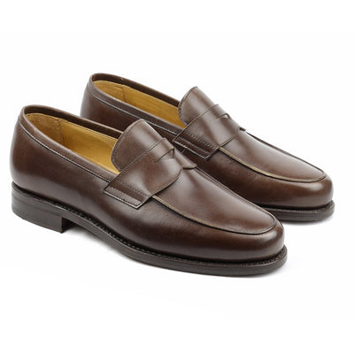 Harvard Cuir Marron-Chaussures-Norbert Bottier