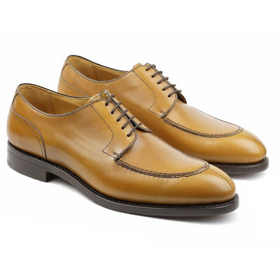 Chasse/Hunt Cuir Gold-Chaussures-Norbert Bottier