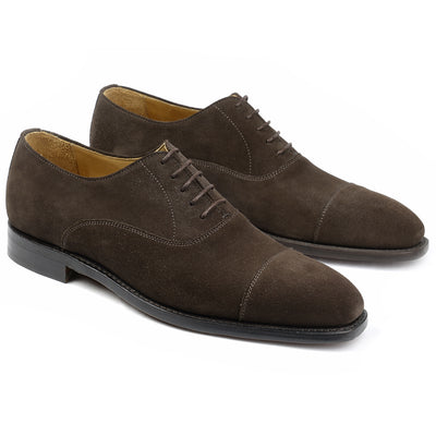 Richmond Daim Marron-Chaussures-Norbert Bottier