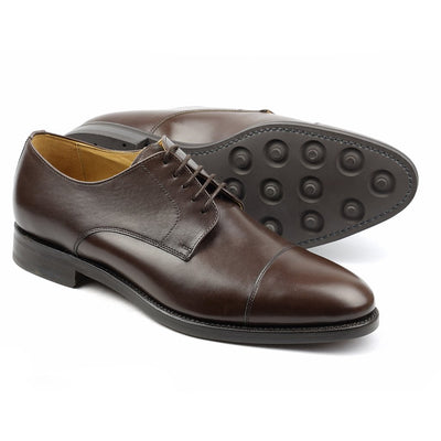 Winter Cuir Marron Semelle Dainite-Chaussures-Norbert Bottier