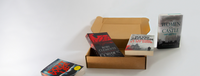 Crime Mystery Thriller Surprise Book Box