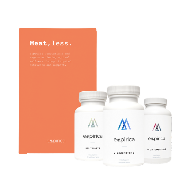 Meat Less Bundle - Empirica Supplements