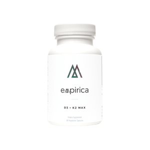 D3 + K2 MAX - Empirica Supplements