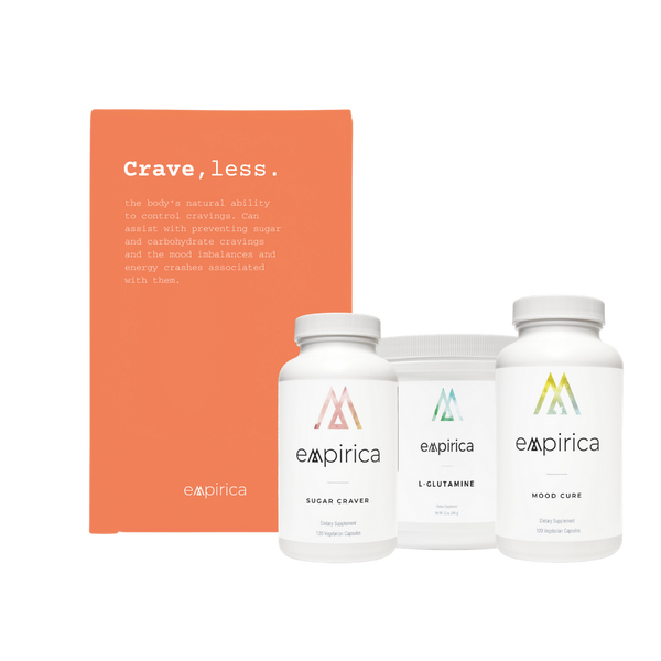 Crave Less Bundle - Empirica Supplements