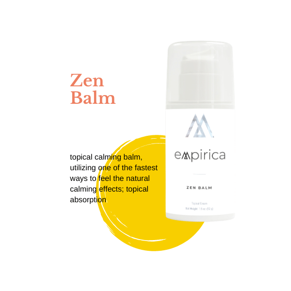 Zen Balm - Empirica Supplements