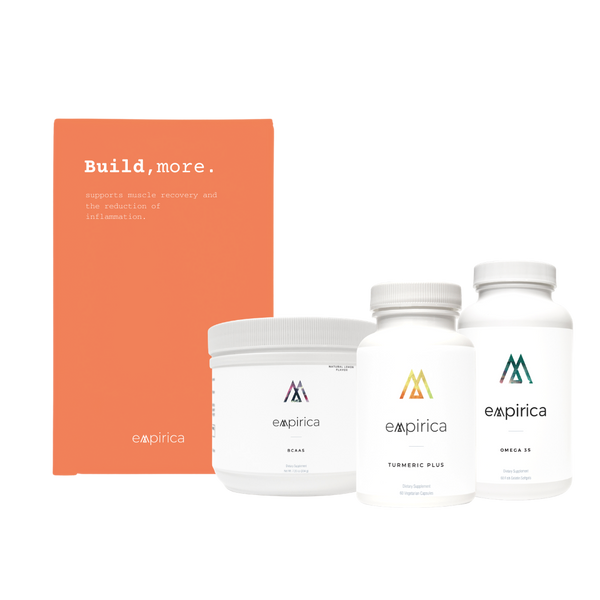 Build More Bundle - Empirica Supplements