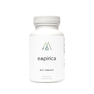 B12 Tablets - Empirica Supplements