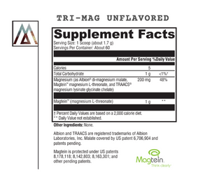 Tri-Mag - Empirica Supplements