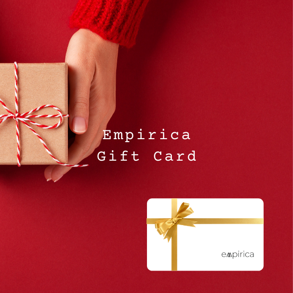 Empirica Gift Card - Empirica Supplements