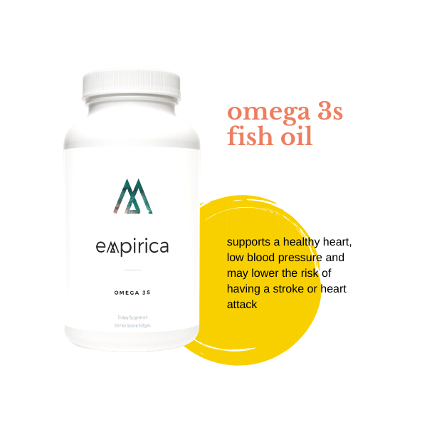 Omega 3 Fish Oil - Empirica Supplements