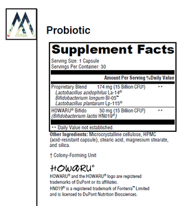 Probiotic - Empirica Supplements