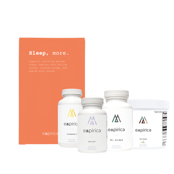 Sleep More Bundle - Empirica Supplements