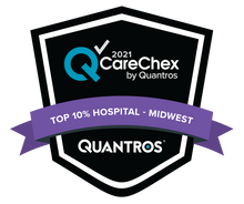 Load image into Gallery viewer, Top 10% Hospital in the Midwest - Medical Excellence