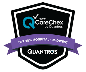 Top 10% Hospital in the Midwest - Medical Excellence