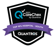 Load image into Gallery viewer, Top 10% Hospital in the South - Medical Excellence