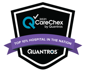 Top 10% Hospital in the Nation - Medical Excellence