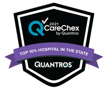 Load image into Gallery viewer, Top 10% Hospital in the State - Medical Excellence