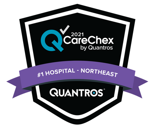 #1 Hospital in the Northeast - Medical Excellence