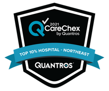 Load image into Gallery viewer, Top 10% Hospital in the Northeast - Patient Safety