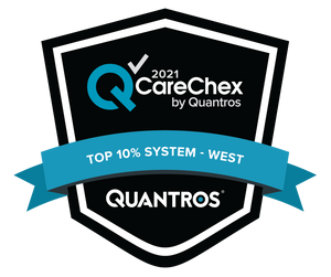 Top 10% System in the West - Patient Safety