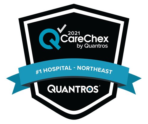 #1 Hospital in the Northeast - Patient Safety