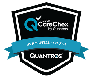 #1 Hospital in the South - Patient Safety