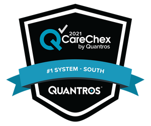 #1 System in the South - Patient Safety