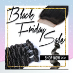 Black Friday Hair Flyer