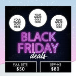 Black Friday Deals Flyer