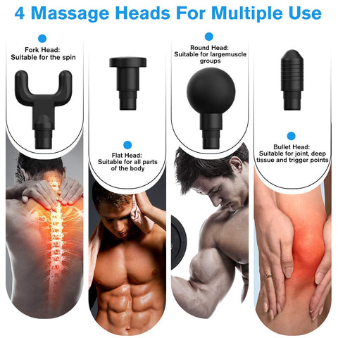 Image of 4 In One - Deep Muscle Massager