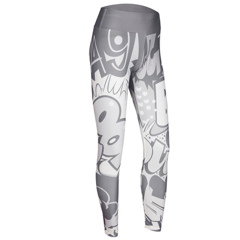 Image of Phase Digital High Waist Leggings