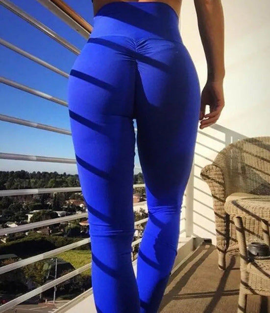High Waist Workout Leggings