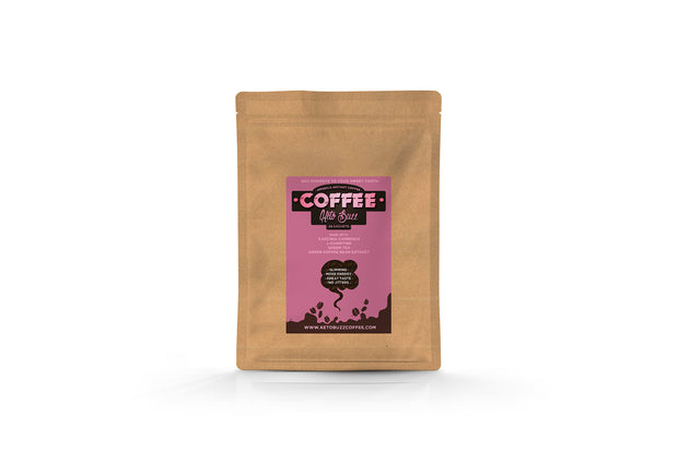 KETO BUZZ COFFEE 1 bag (28 sachets) *you must redeem your Groupon voucher at checkout*