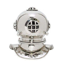 Load image into Gallery viewer, Pure Brass & Copper Mark IV small Diving helmet