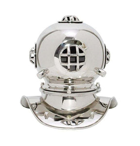 Pure Brass & Copper Mark IV small Diving helmet