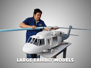 Lockheed C-130 Hercules Gunship Model Custom Made for you