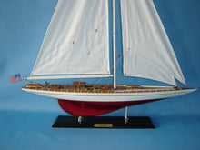 Load image into Gallery viewer, Wooden Ranger Limited Model Sailboat Decoration 35""