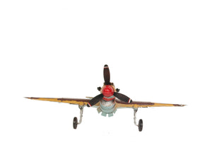 1941 Curtiss Hawk 81A Metal Handmade Scaled Model