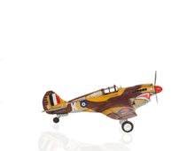 Load image into Gallery viewer, 1941 Curtiss Hawk 81A Metal Handmade Scaled Model