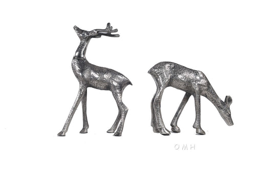 Stag and Doe - Set of 2