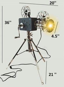 Aluminum Display Projector Lamp