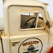 Load image into Gallery viewer, Metal Handmade Classic Chevrolet Tow Truck