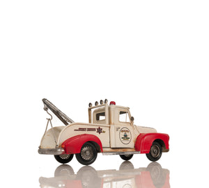 Metal Handmade Classic Chevrolet Tow Truck