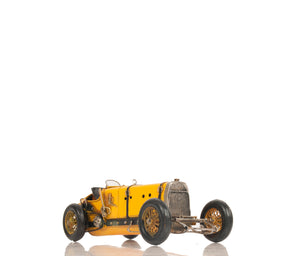 Alfa Romeo P2 Classic Racing Car Model