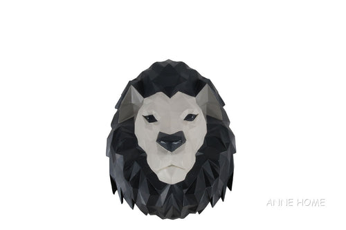 Anne Home - Origami Lion Head Wall Decoration