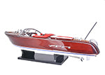 Riva Aquarama With RC Motor Medium
