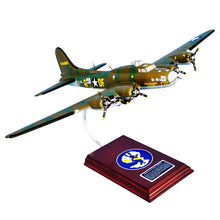 Load image into Gallery viewer, Boeing B-17F Memphis Belle Model Custom Made for you