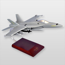 Load image into Gallery viewer, Boeing F A-18E Super Hornet USN Model Custom Made for you