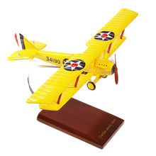 Load image into Gallery viewer, Curtiss JN-4 Jenny Model Custom Made for you